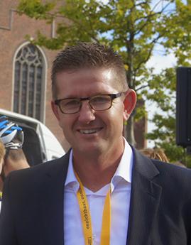 VOORZITTER Hart van Oosterhout